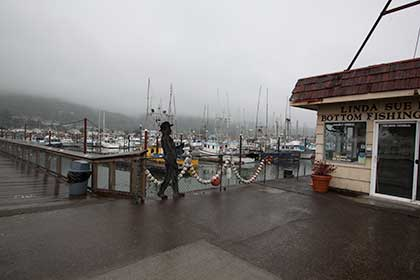 Garibaldi, Oregon Harbor