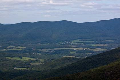 View from Mount Greylock