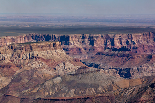 Grand Canyon From Point Imperial