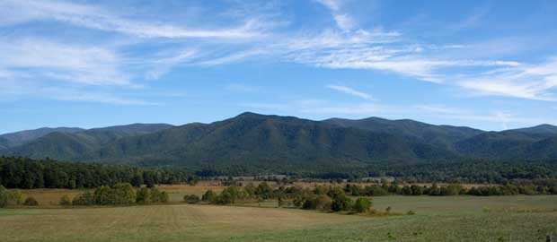 View of Cades Cove