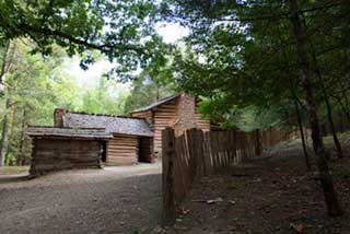 Old Buildings in Cades Cove