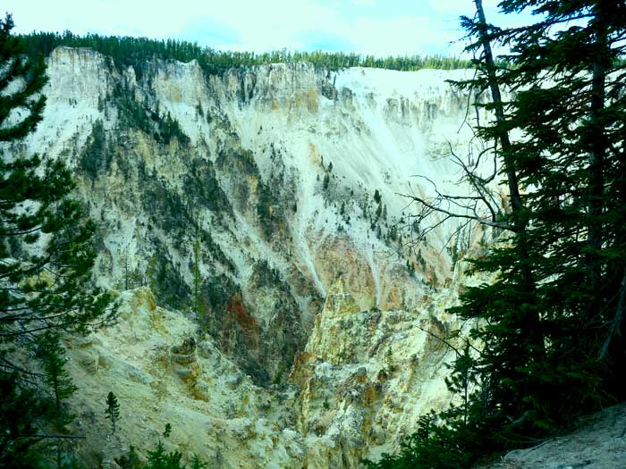 Grand Canyon on the Yellowstone